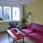 Bibliotek/Vardagsrum